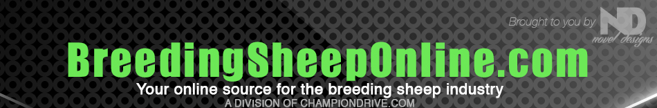 Championdrive.com : Your Online Source for the Show Lamb Industry